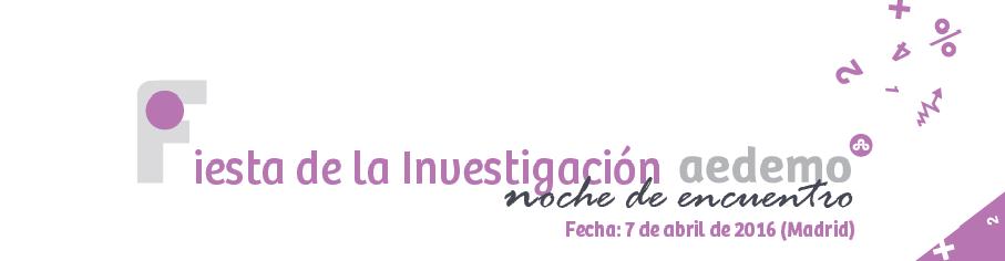 FIESTA INVESTIGACION CABECERA