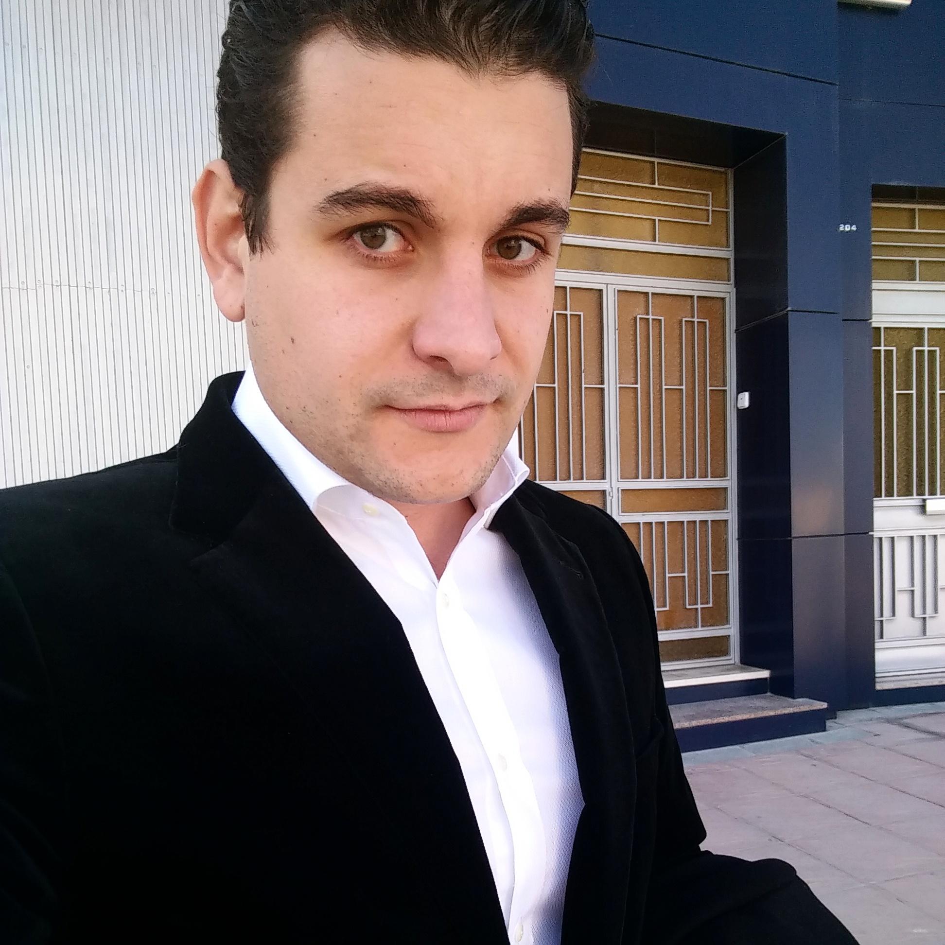 Ramón Alberca